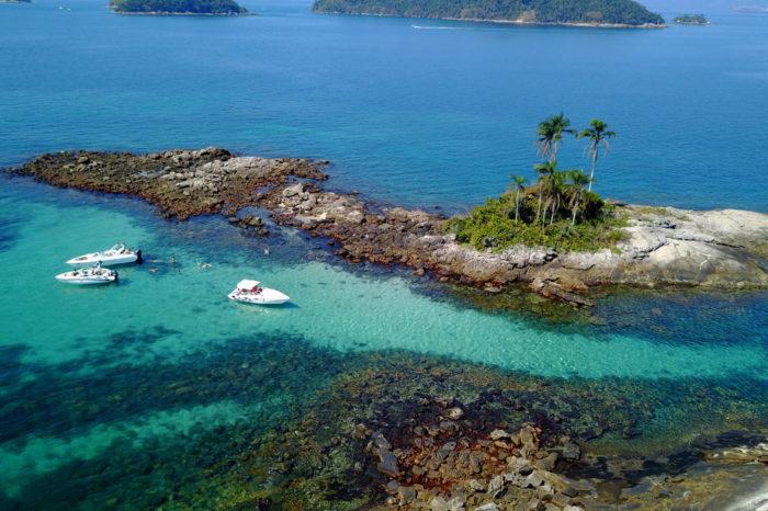 Ilhas Paradisíacas/RJ
