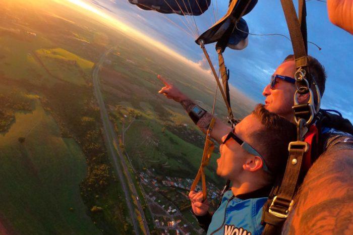 Salto de Paraquedas – Boituva/SP