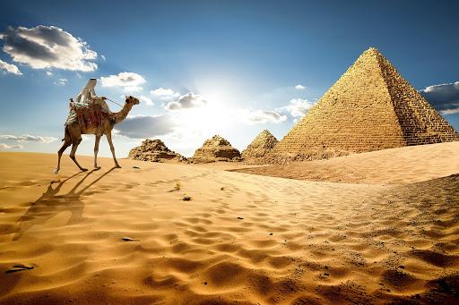 As maravilhas do Egito